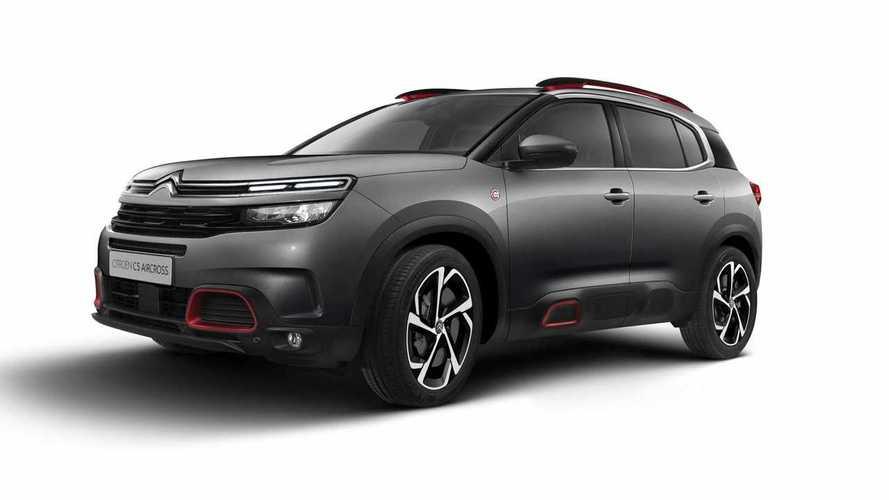 La edición especial C-Series llega al Citroën C5 Aircross 2020