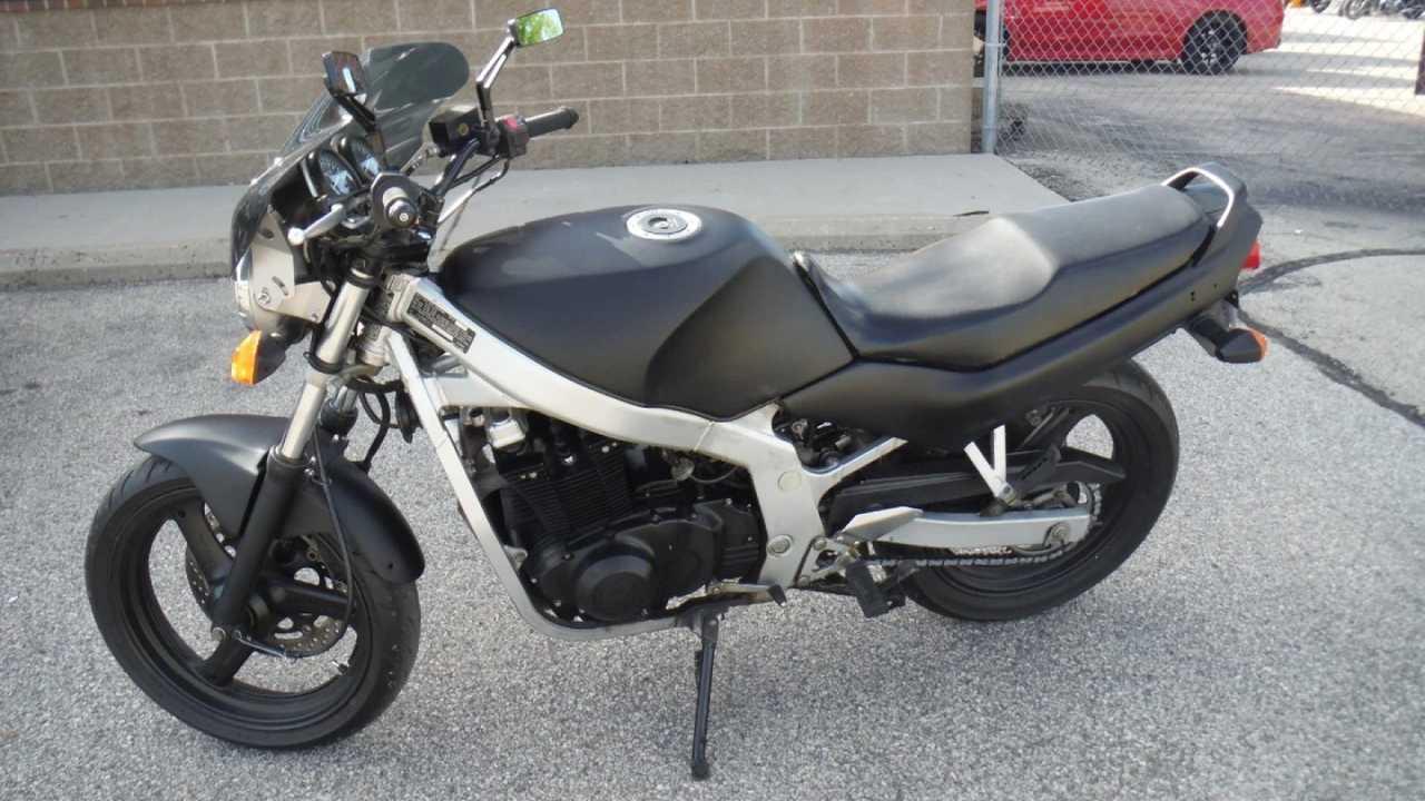 1994 Suzuki GS500F