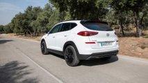 Hyundai Tucson N Line X 2020, prueba
