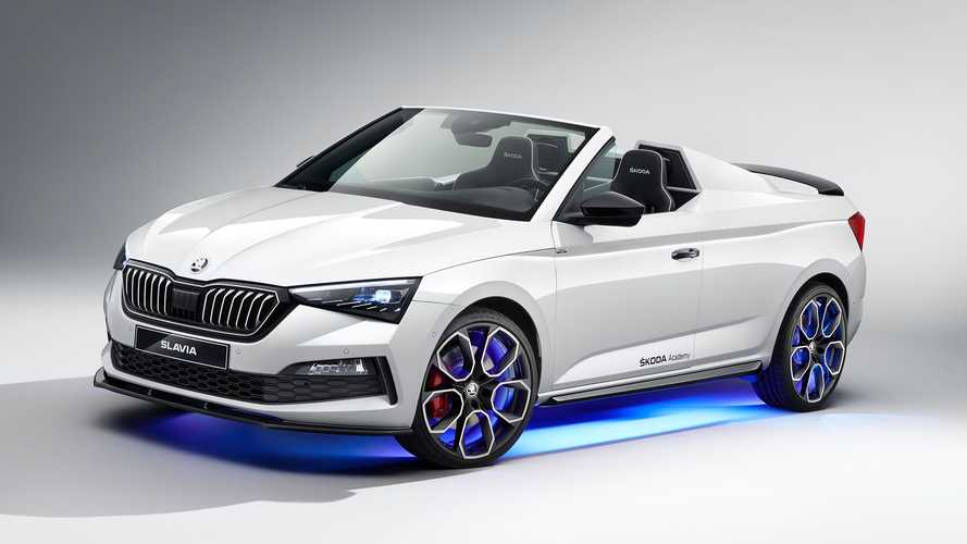 Skoda Slavia adds excitement to Scala by morphing into sleek speedster