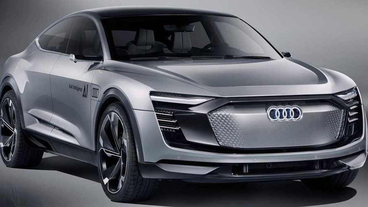 Audi Elaine: кроссоверу e-tron Sportback добавили искусственный интеллект