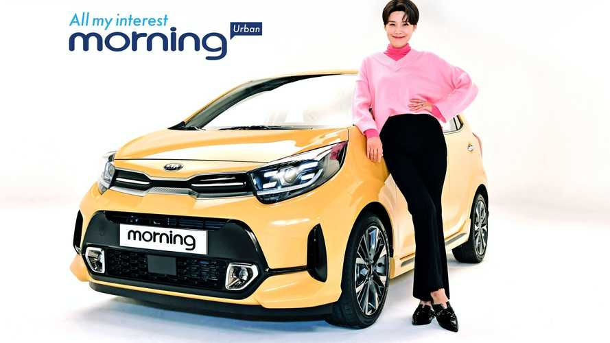 Kia Morning Urban (Picanto 2021)
