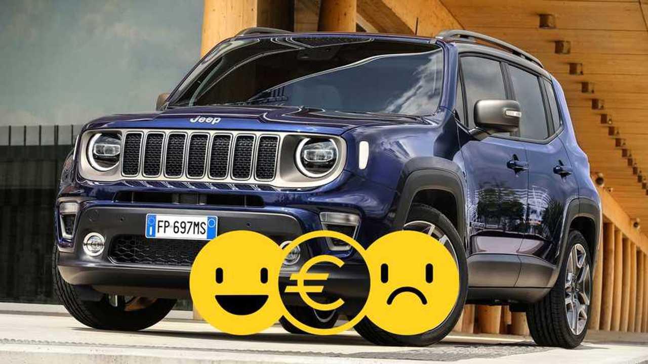 Promo jeep Renegade maggio 2020