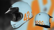 origine virgo retro enduro helmet