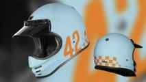 origine virgo retro enduro helmet