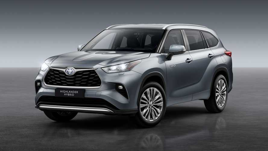 Toyota Highlander, dal 2021 anche in Europa