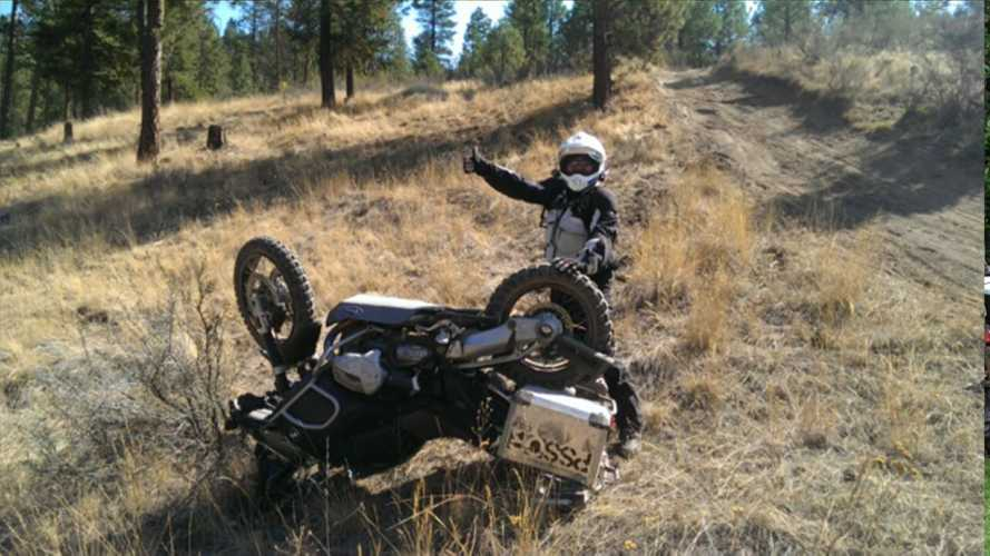 Here's What To Look For In An ADV Motorcycle Skidplate