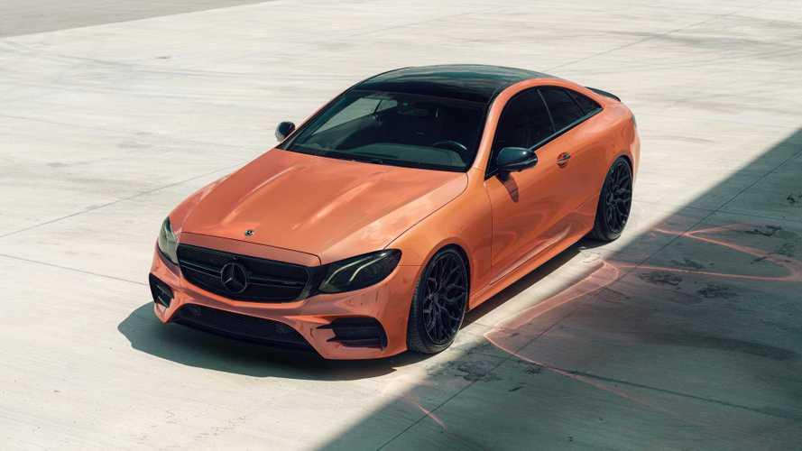 Mercedes-AMG E53 Coupe'nin bu modifiyesine bayılacaksınız