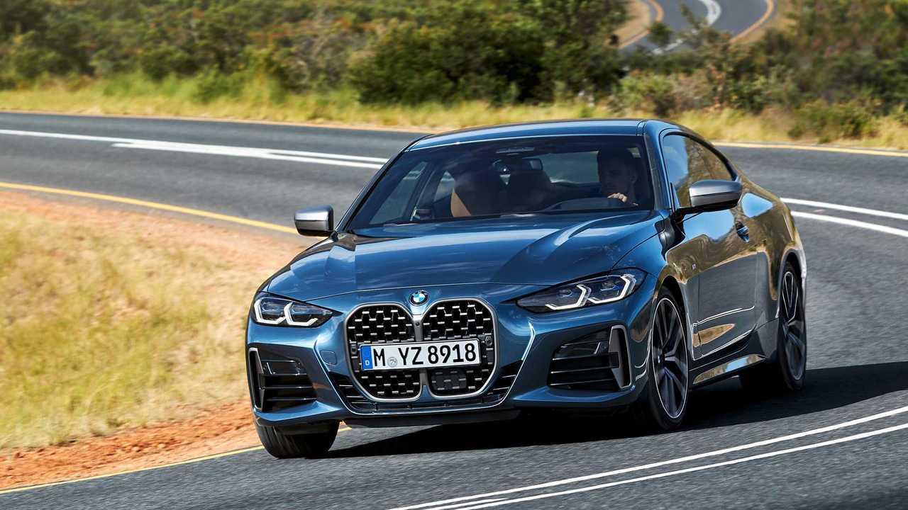 2020 BMW 4 Serisi Coupe