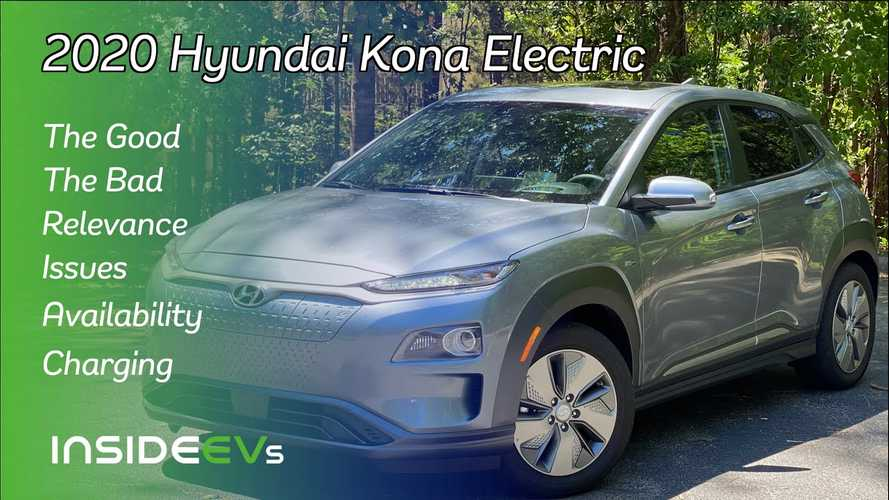 2020 Hyundai Kona Electric Impressions: What We Learned - Should You Buy It?