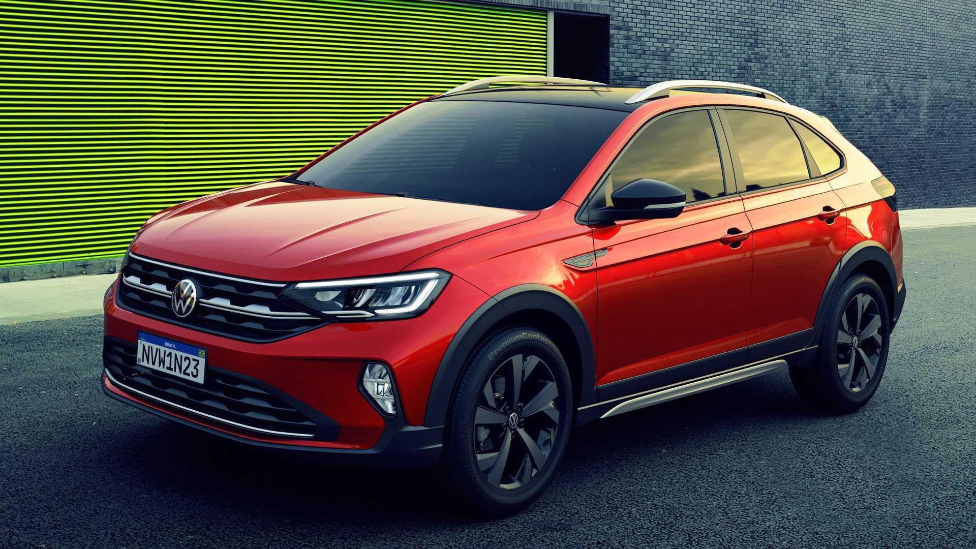 VW Nivus (2020): Der schicke Brasilien-Bruder des T-Cross