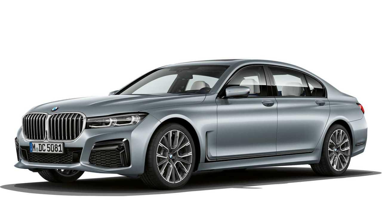 BMW-Modellpflegemaßnahmen Sommer 2020