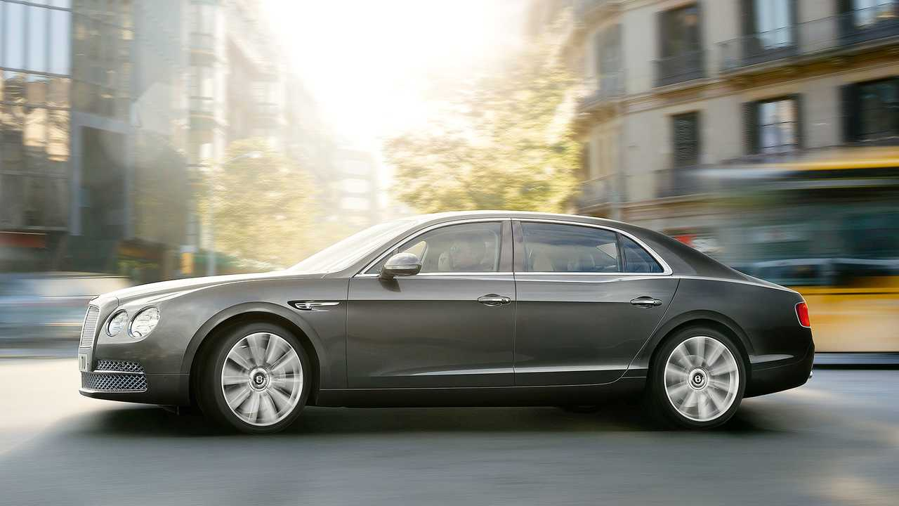 2009-2011 Bentley Continental Flying Spur Speed