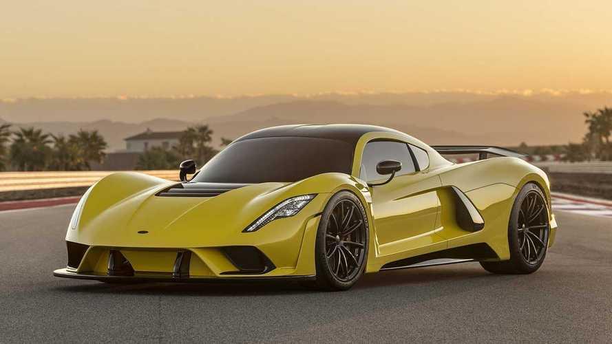 La Hennessey Venom F5 sera présentée le 15 décembre prochain