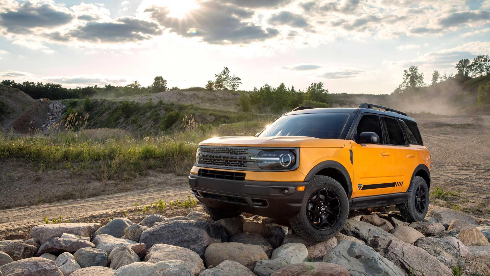 Ford Bronco Sport 2021 E O Novo Suv Medio Da Marca Que Sera Vendido No Brasil