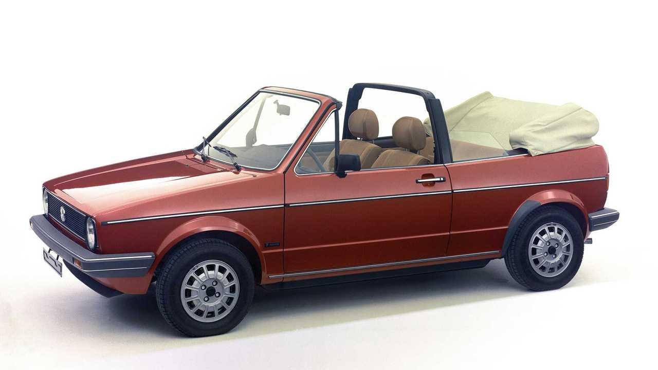 VW Golf Cabriolet (1979)