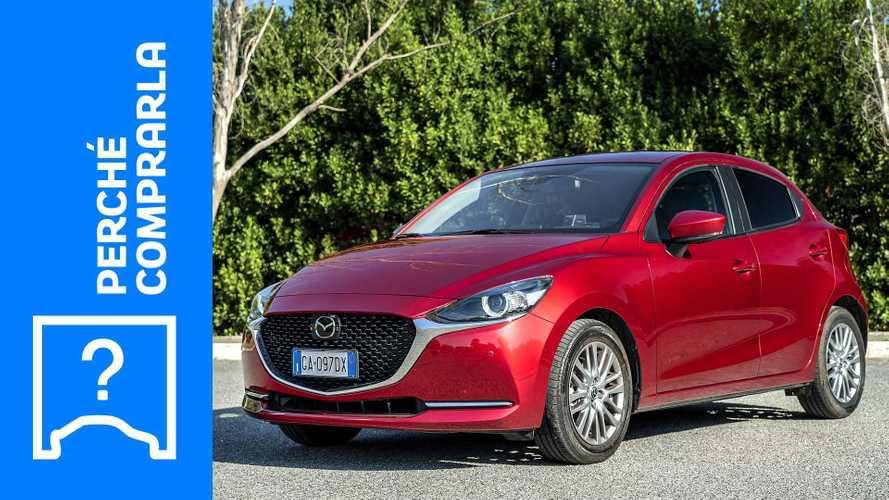 Mazda 2 (2020), perché comprarla e perché no