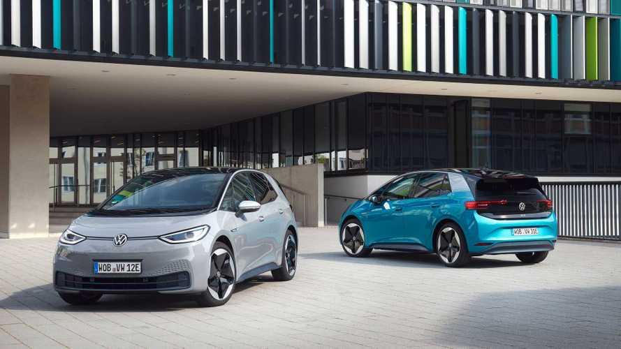 Volkswagen ID.3 parte col botto ed è record nella Norvegia elettrica