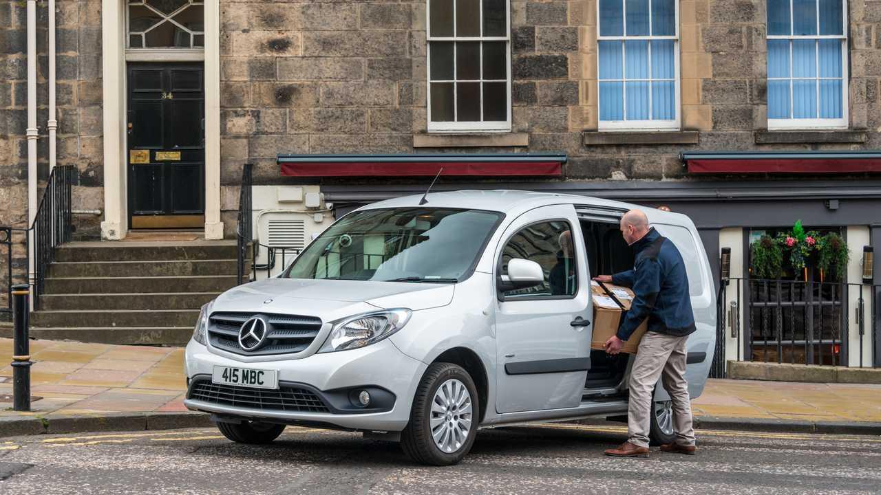 Mercedes-Benz Citan delivery van