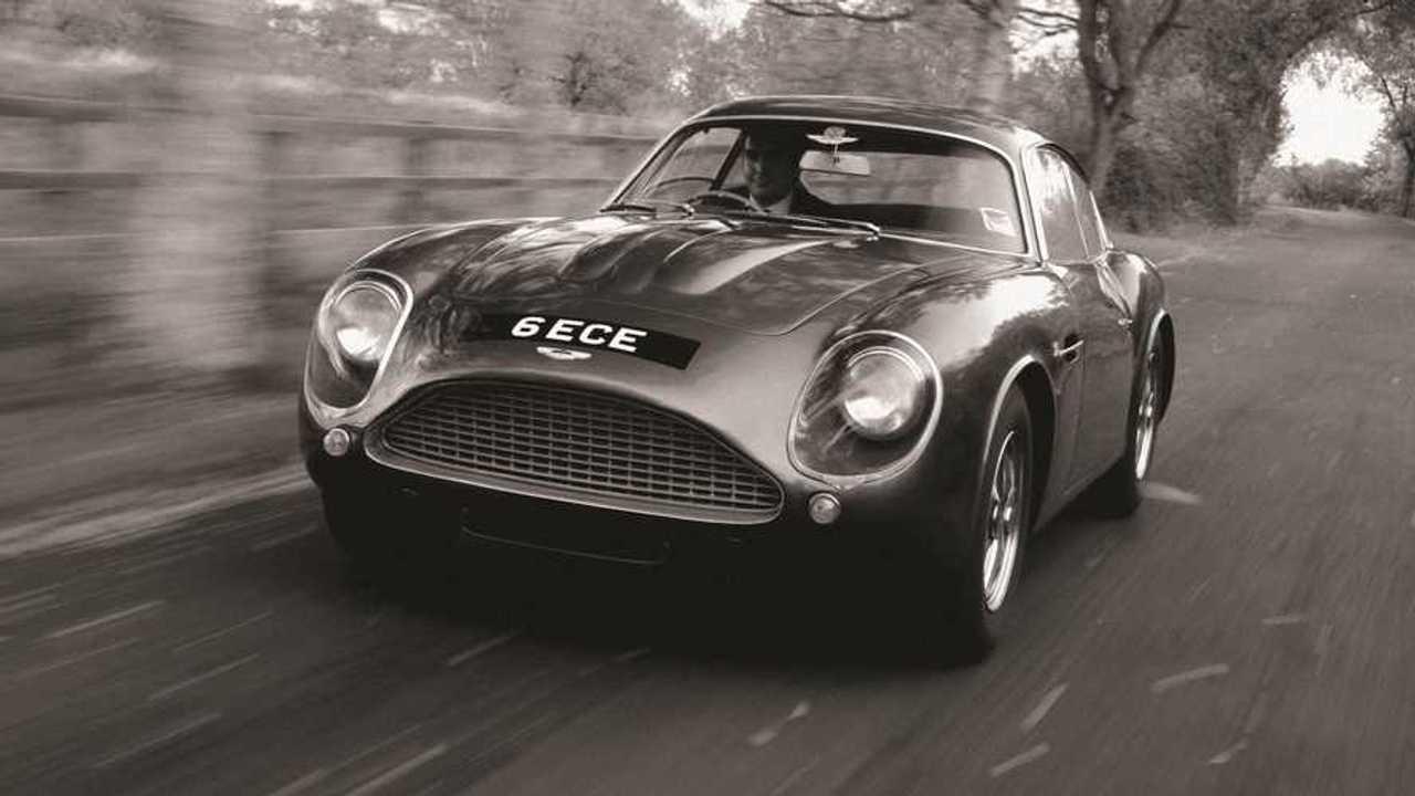 Aston Martin adds DB4 GT Zagato to continuation range
