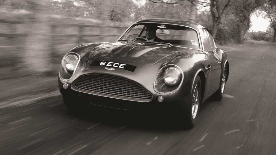 Aston Martin adds DB4 GT Zagato to continuation range