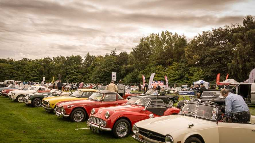 Scotland's oldest motorsport venue for Bo'ness Revival