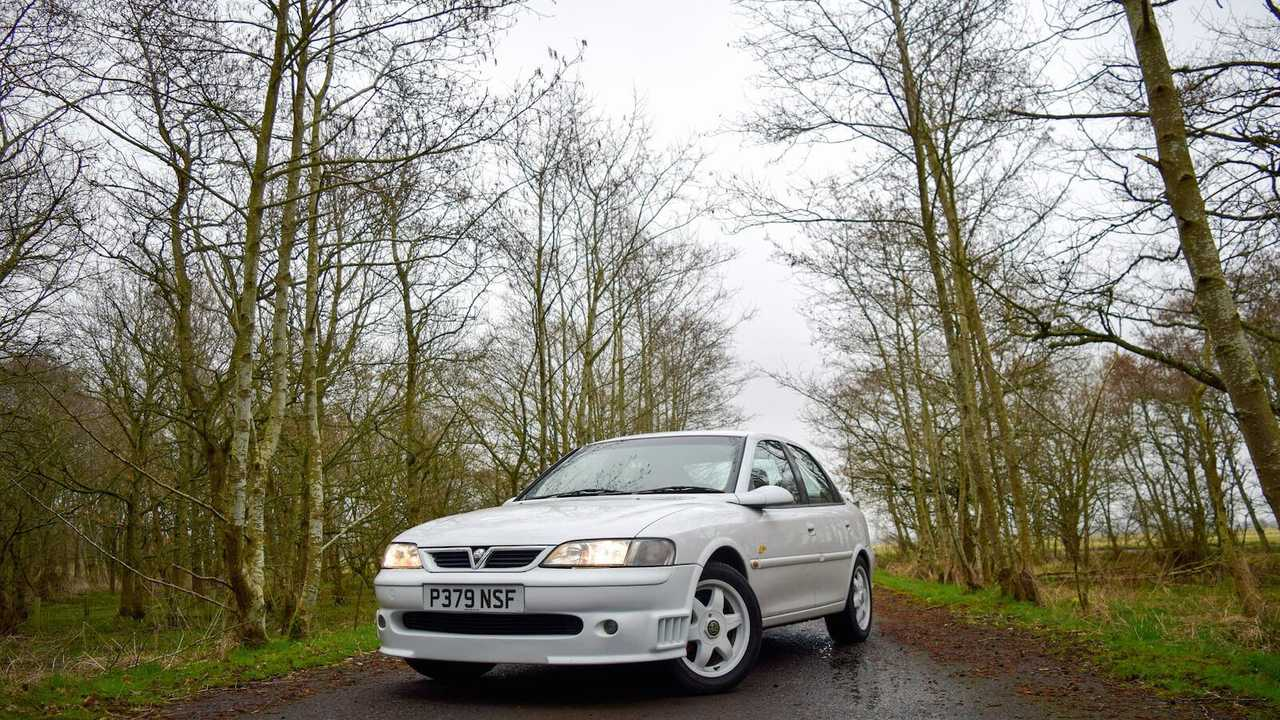 Driving Vauxhall's forgotten performance saloon