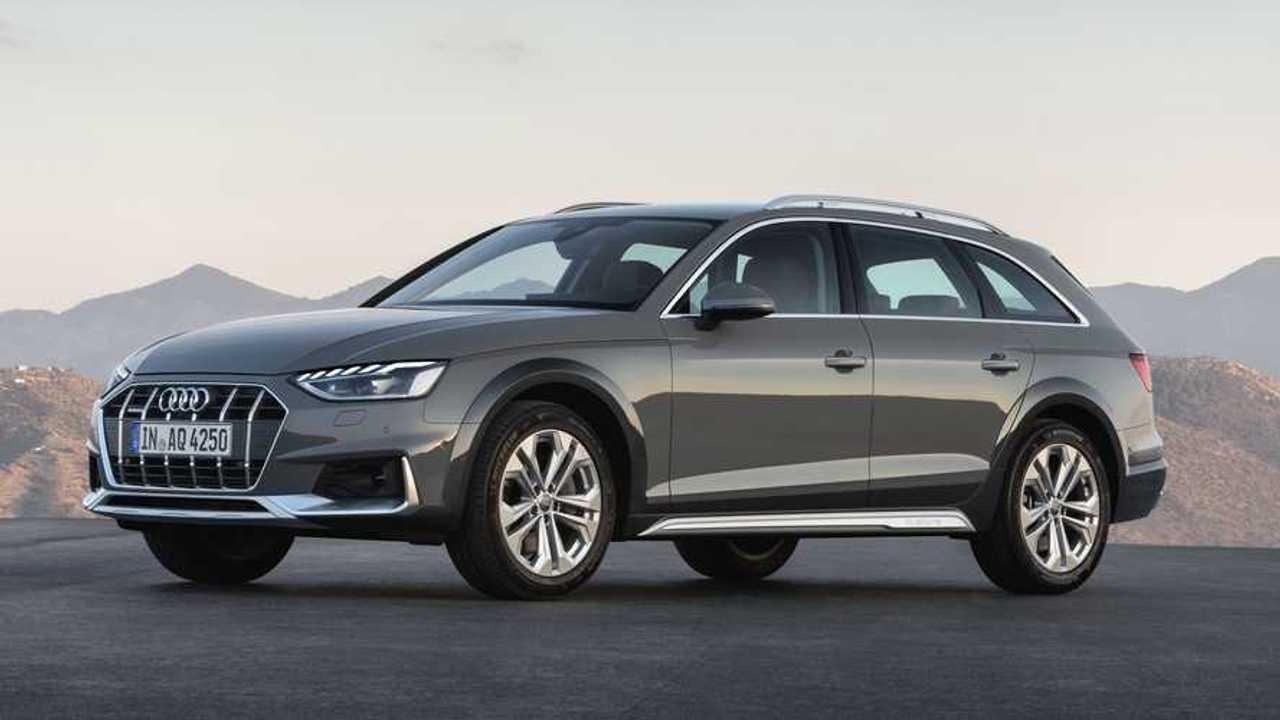 Audi A4 MY 2021
