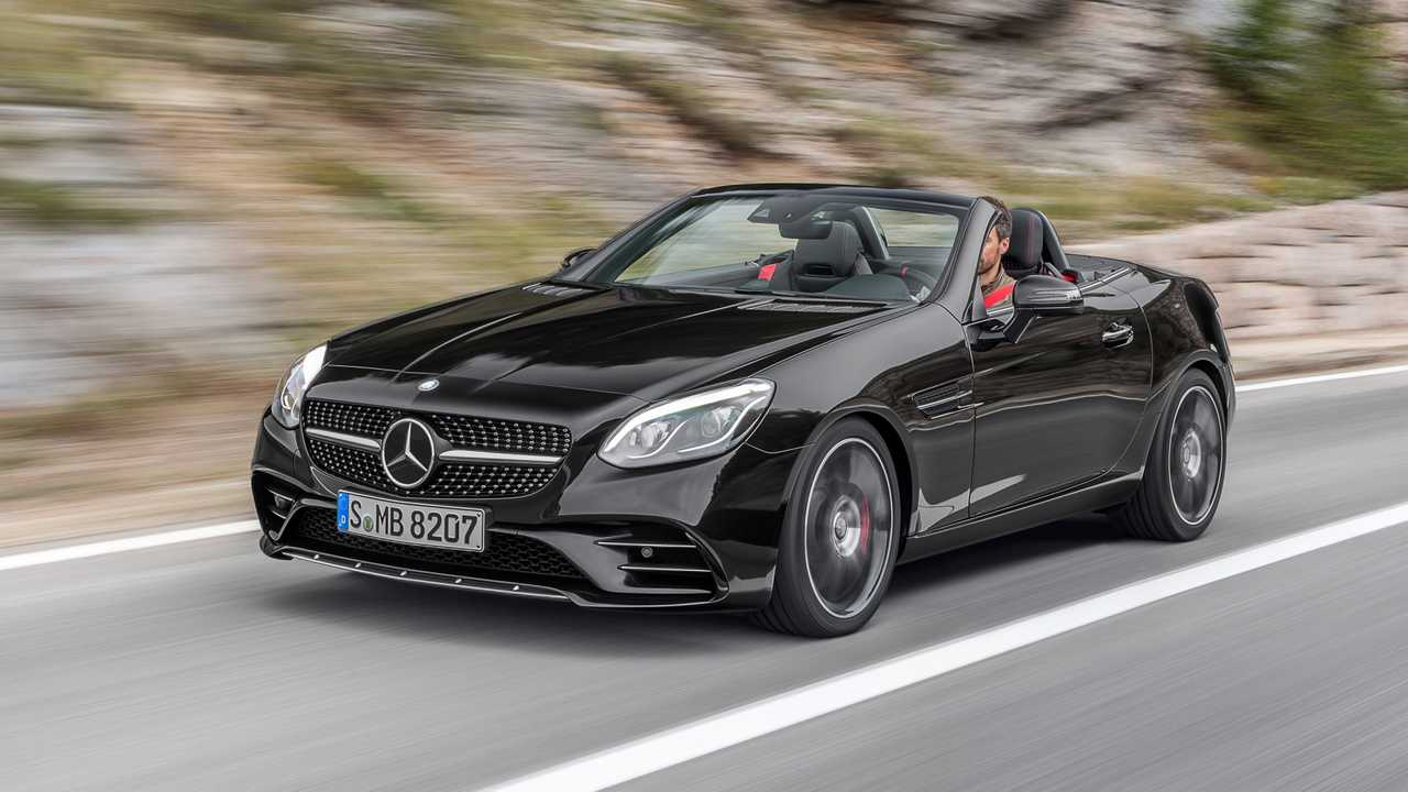 Mercedes-AMG SLC/GLC 43: 390 PS