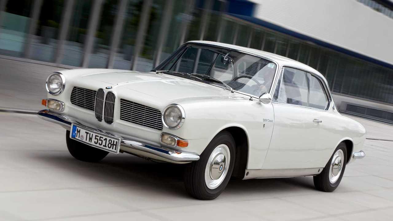 BMW 3200 CS (1962-1965)