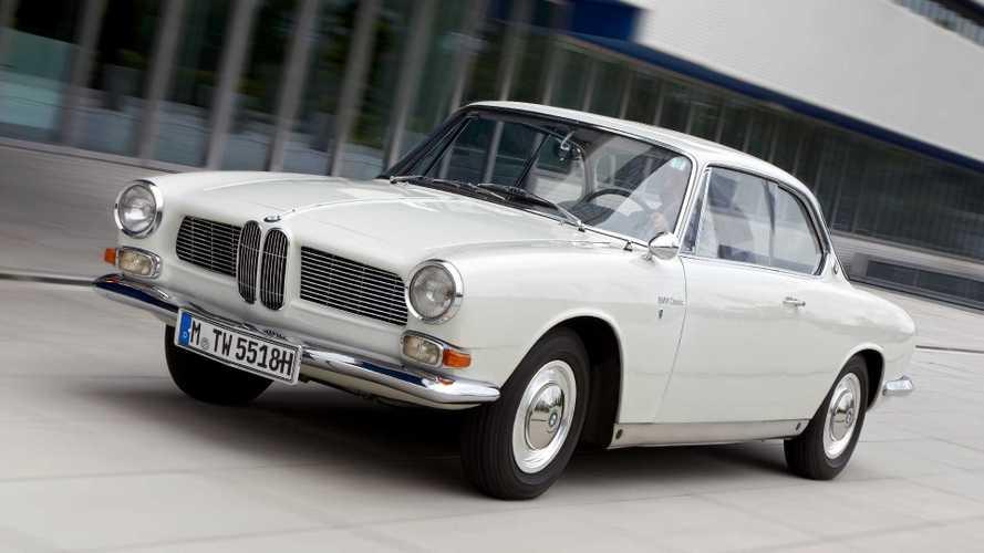 BMW 3200 CS (1962-1965): un precioso coupé, diseñado por Bertone