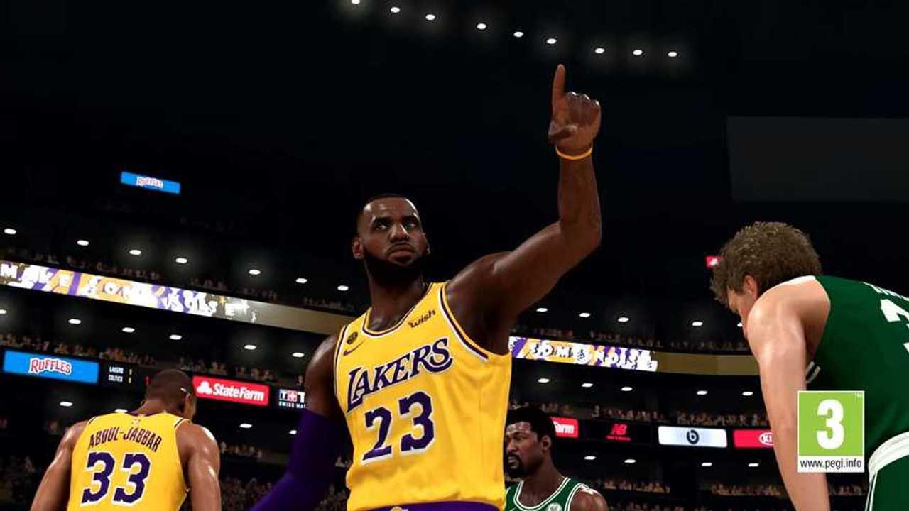 NBA Demo 2K21