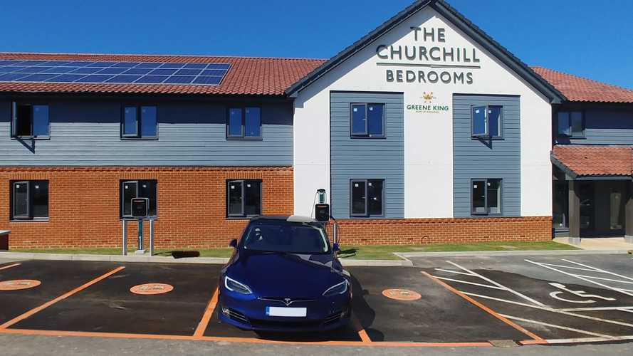 UK's pub retailer and brewer Greene King is going electric