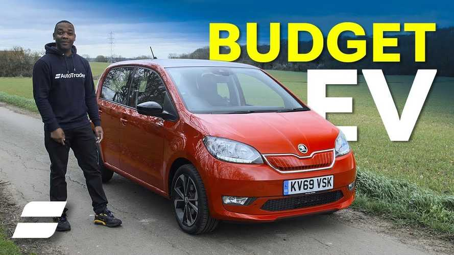 Skoda CITIGO-e Review | How Good is the cheapest EV?