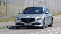 2020 Mercedes S-Serisi Yeni Casus Fotoğraflar