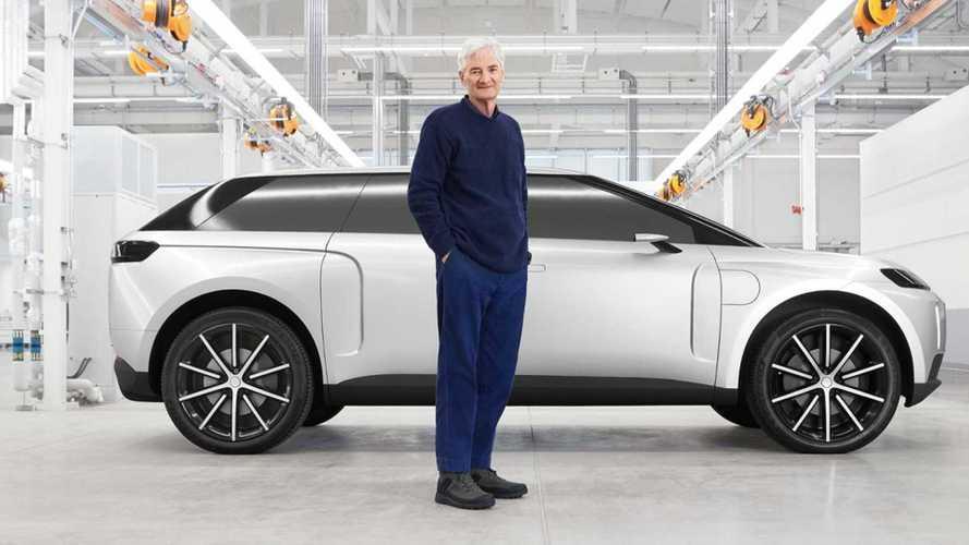 Dyson révèle sa voiture électrique qui ne verra jamais la production