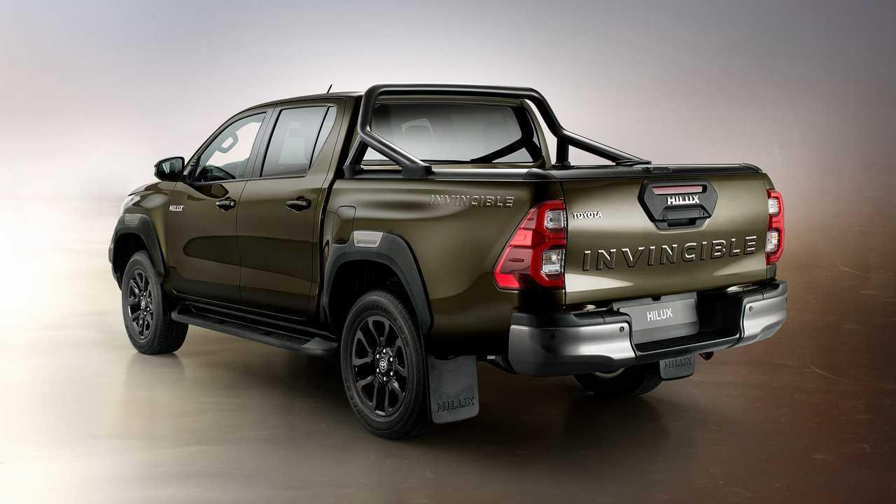 2020 Toyota Vigo New Concept