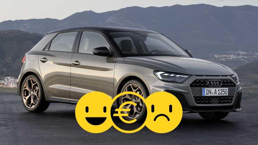 Promozione Audi A1 Sportback 30 TSFI, perché conviene e perché no