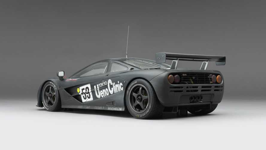 Amalgam Collection: McLaren F1 GTR