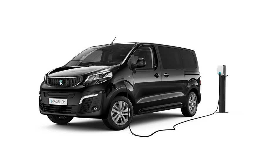 Peugeot Introduces e-Traveller EV Minivan With Two Available Batteries