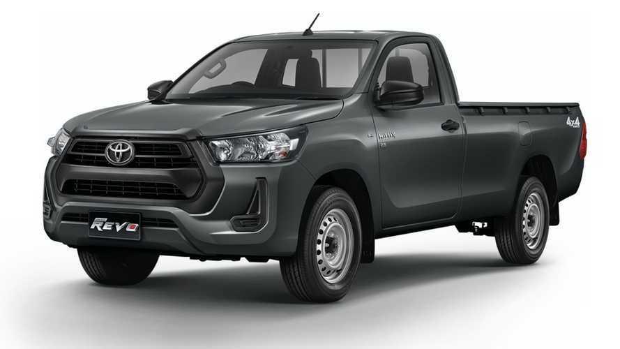 Fresh base models mean Toyota Hilux pick-up now starts at £22,466+VAT