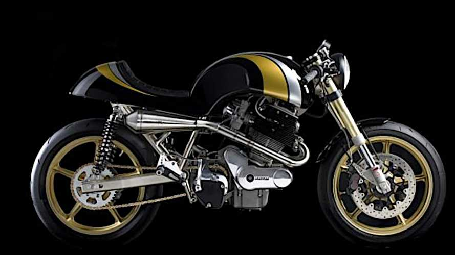 This Custom Laverda 750 Will Knock Your Socks Completely Off