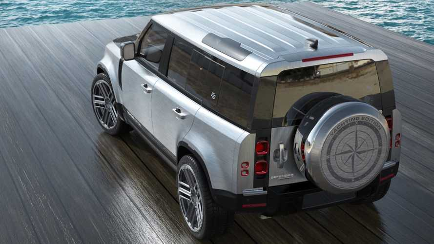 Land Rover Defender de Carlex Design