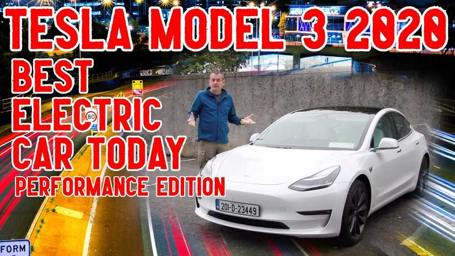 Independent Irish Reviewer Ranks Tesla Model 3 As Best Current EV
