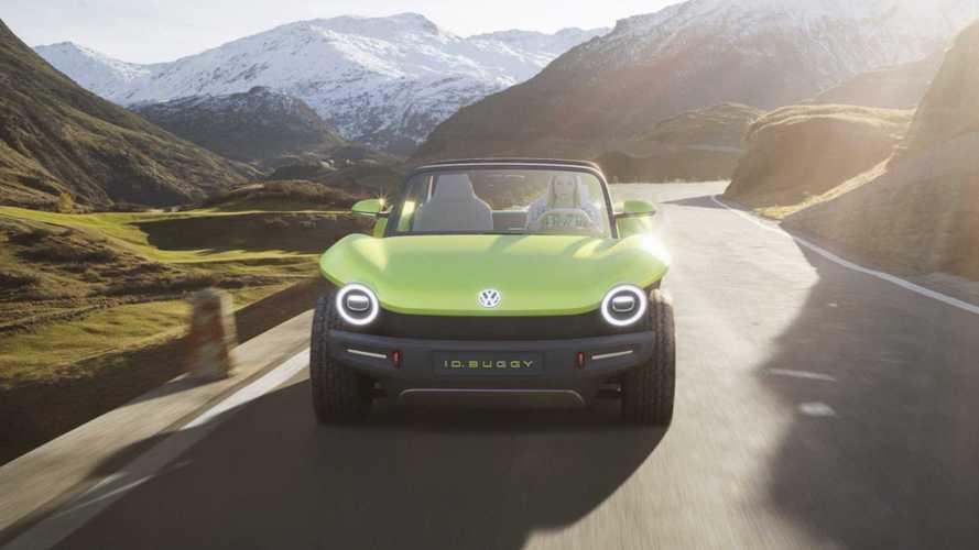 VW ID. Buggy será reinventado como um elétrico off-road acessível