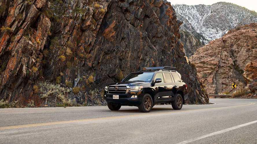 Toyota Land Cruiser, GR versiyonuna kavuşabilir mi?