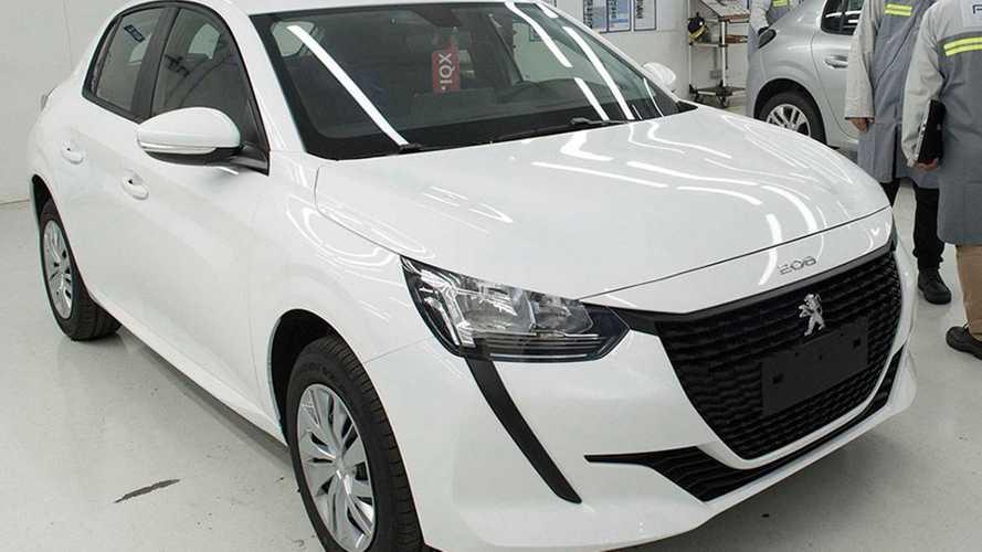 Surpresa: Novo Peugeot 208 terá versão Like com motor 1.2 de 3 cilindros