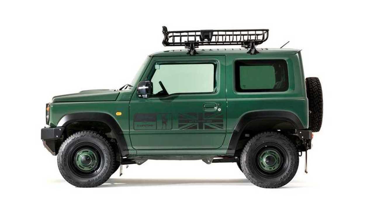 Suzuki Jimny «piccola D.» Per profilo Damd