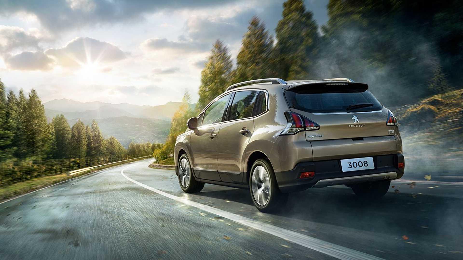 Achèteriez-vous le Peugeot 3008 qui se vend en Chine ?