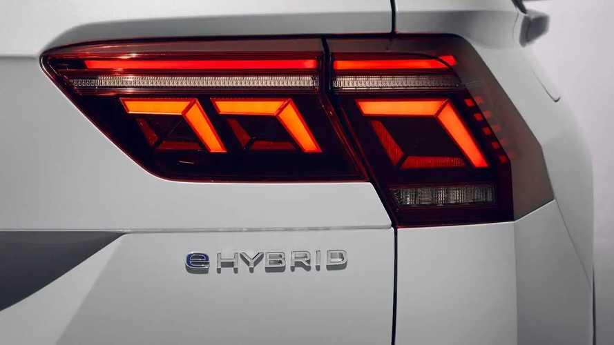 VW Tiguan eHybrid (2021)